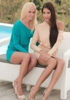 Карина и марина, фото с сайта SexoSPb.love
