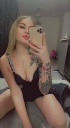 Вика - проститутка xxl